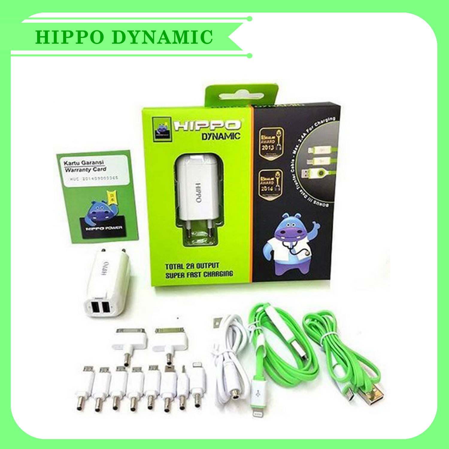 Charger Hippo Dynamic Original | Hippo Dynamic